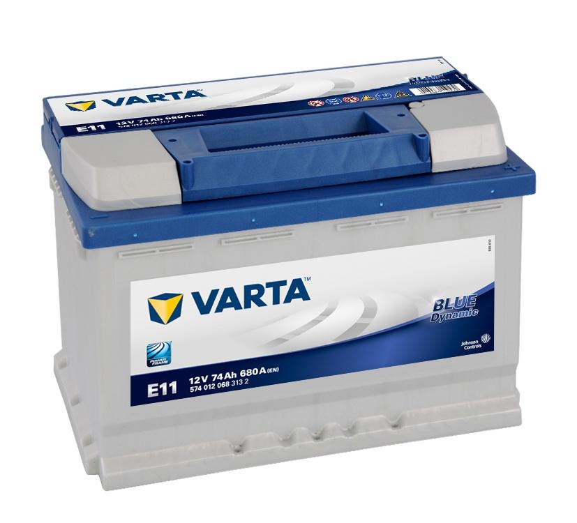 VARTA Blue Dynamic 12V 60Ah