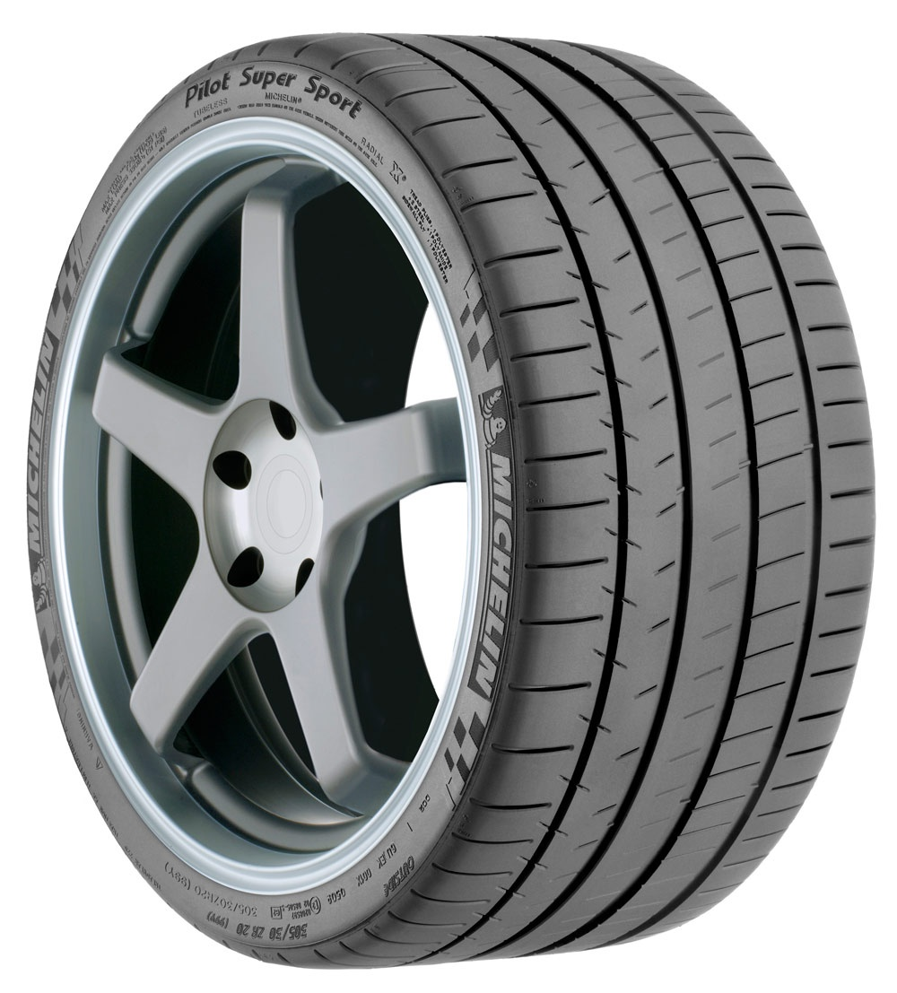 Michelin PILOT SUPER SPORT 285/30 R20 99Y
