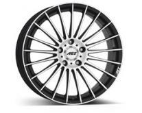 AEZ Valencia dark 8x18 5x114,3 ET45