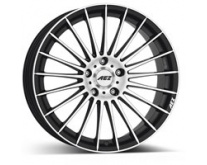 AEZ Valencia dark 8,5x19 5x120 ET12