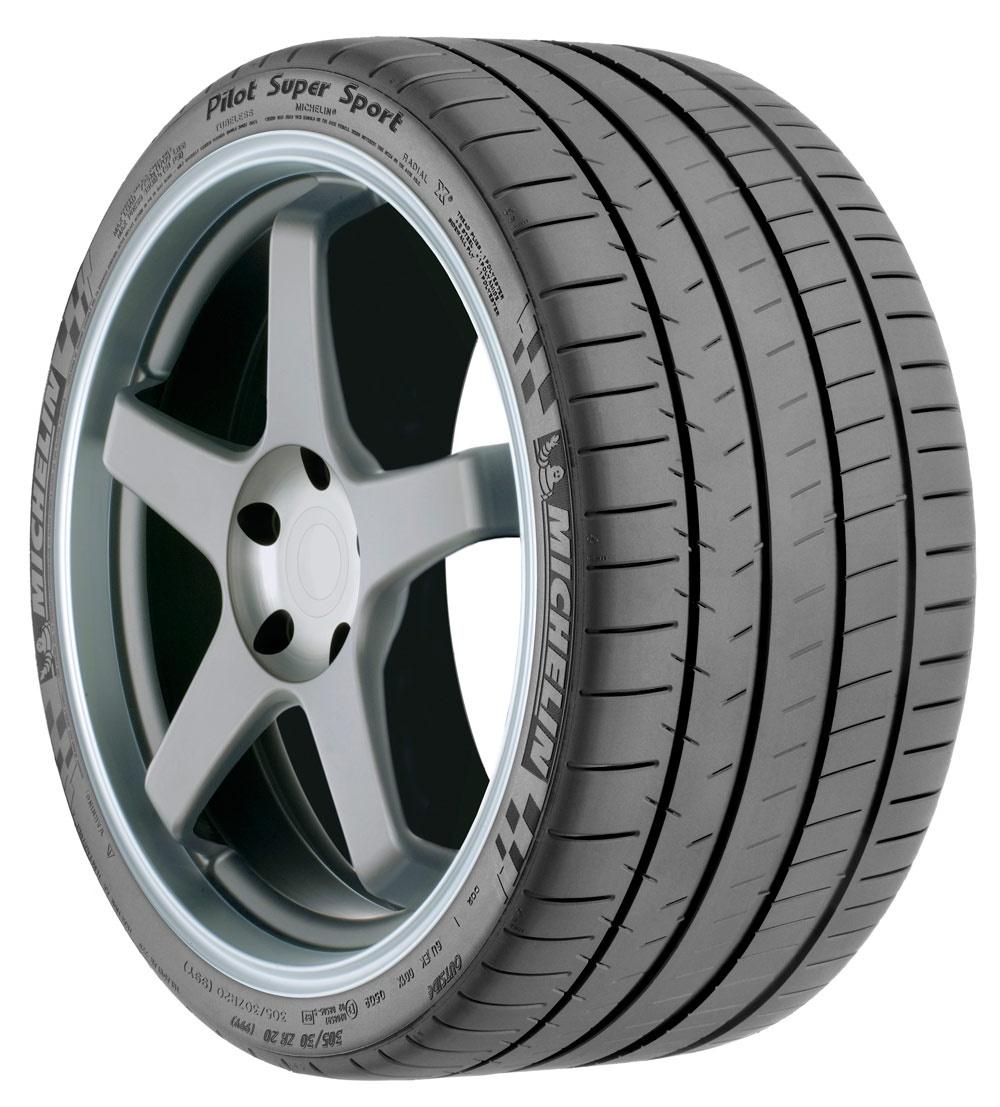 Michelin PILOT SUPER SPORT 255/40 R20 101Y